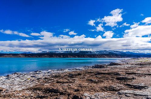 El gran lago de los Andes