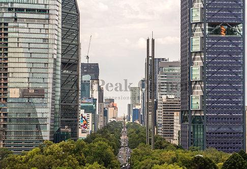 México y sus bellezas modernas serie 1-3