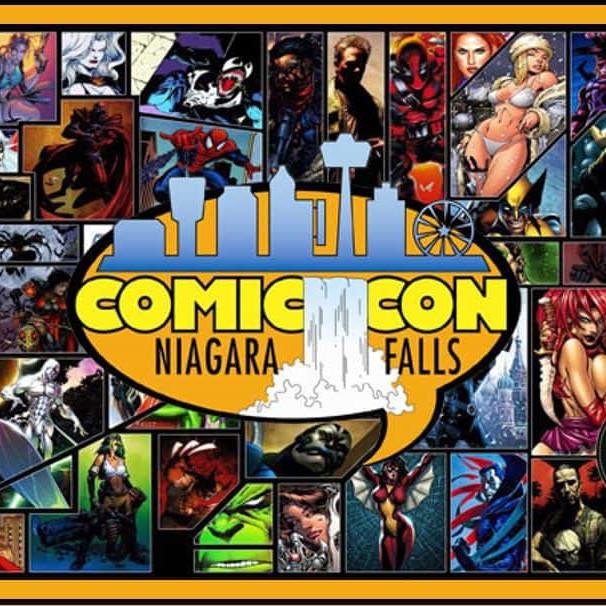 Niagara Falls Comic Con - Meet Kate Reedwood