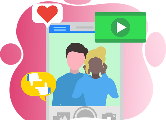 Social Media Video Story Design (15sec)