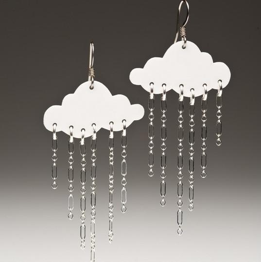 small rain cloud
