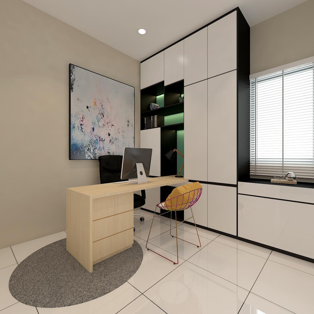 Study Room (Eco Casadia)