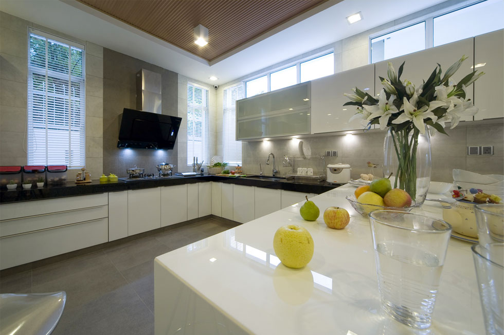Kitchen (Mutiara Heights extended)