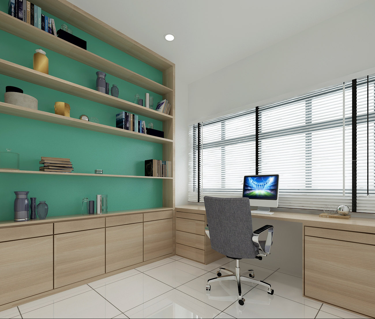 Study Room (Eco Casadia 2)