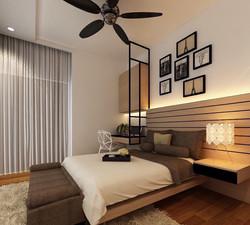 bedroom-woodland