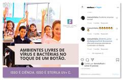 Instagram Sterila UV+C
