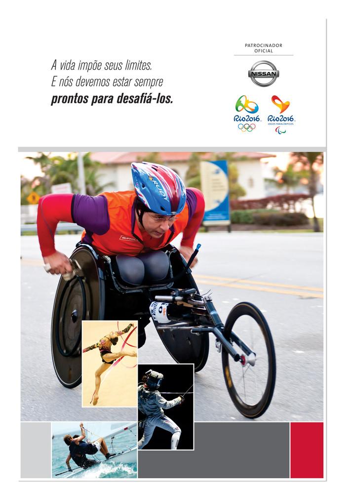 Campanha Olimpíadas Nissan