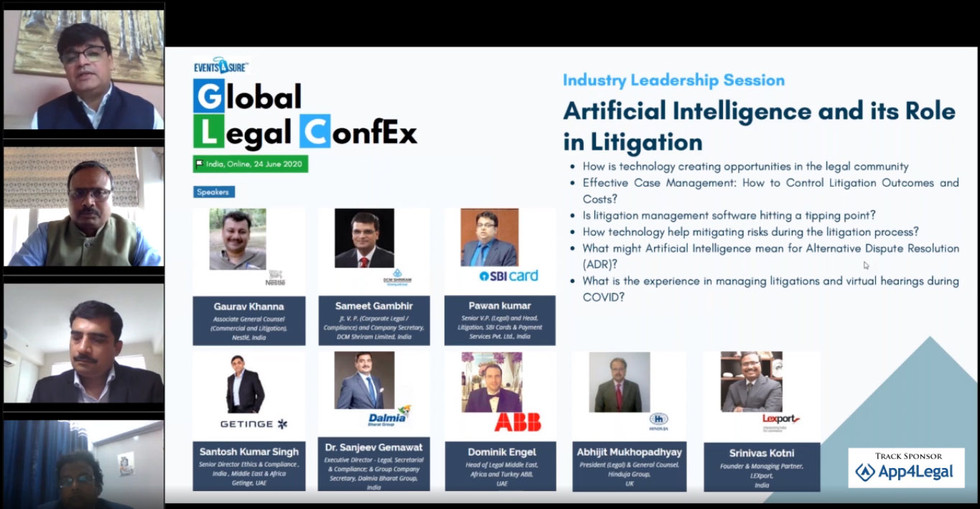 Artificial Intelligence and its Role in