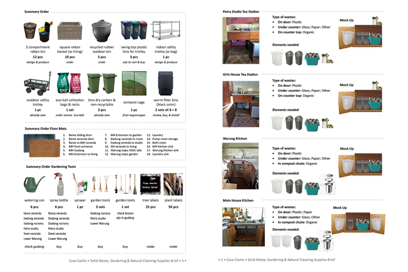 Picasa - Excerpt solid waste management report