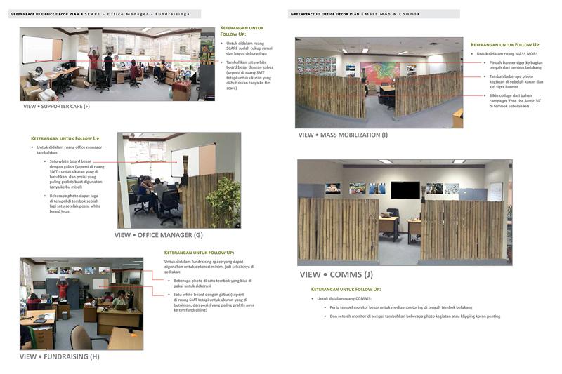 Picasa - Greenpeace Indonesia HQ Office design