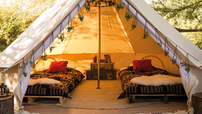 Glamping Tents in Indonesia : Yes !