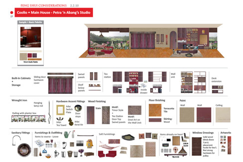 Picasa - Concept Design Home office