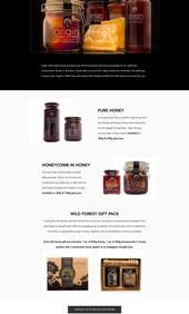 Alam Santi Origin Forest Honey Maket Rea