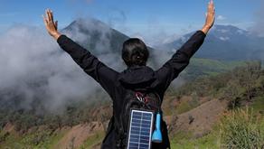 Take My Sundaya Camping : Portable Off Grid Lights & Charging