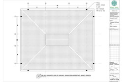 Picasa - Roof plan for rainwater harvesting piping