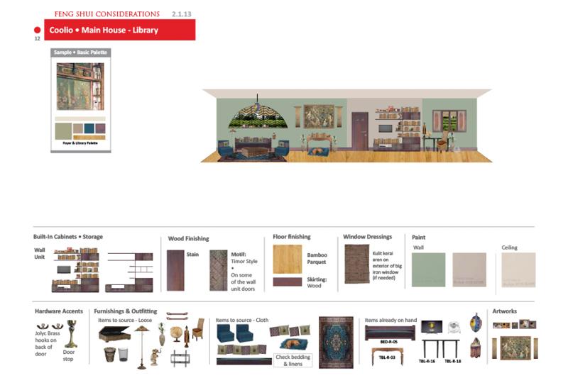 Picasa - Concept Design Family Room