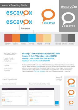 Escavox Branding Guide copy