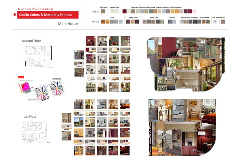 Picasa - Feng Shui Color & Materials Palette