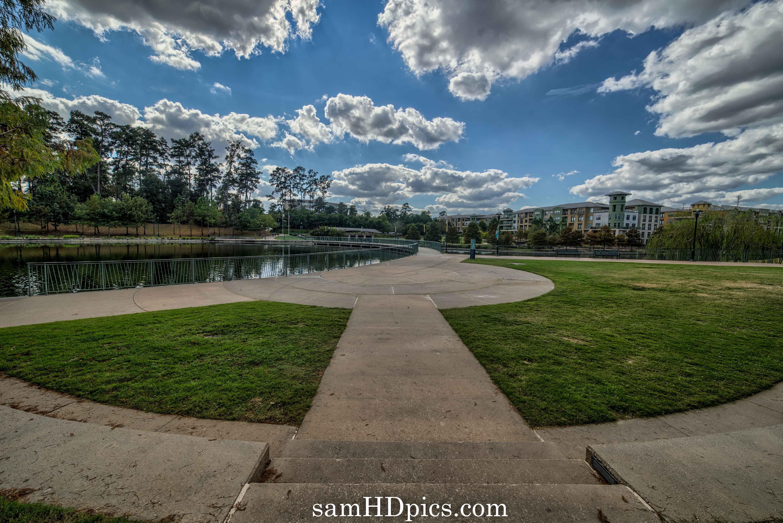 towns green park