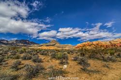 red rock national park