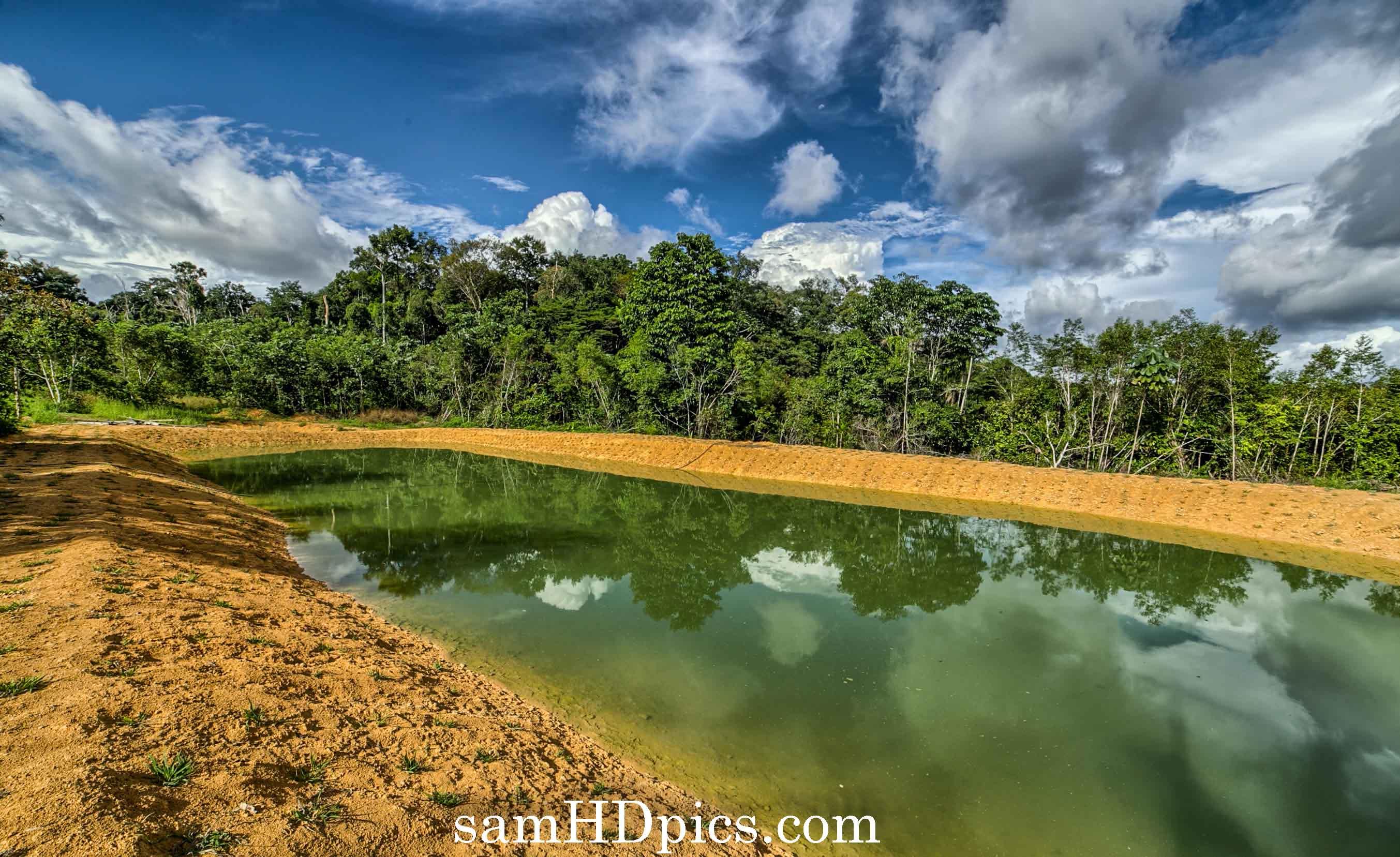 azul & mineral lake