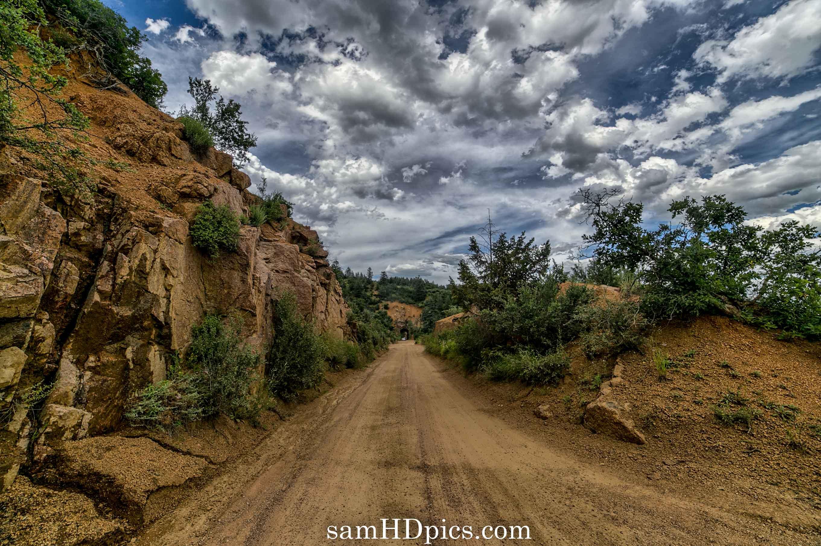 camp gold road colorado