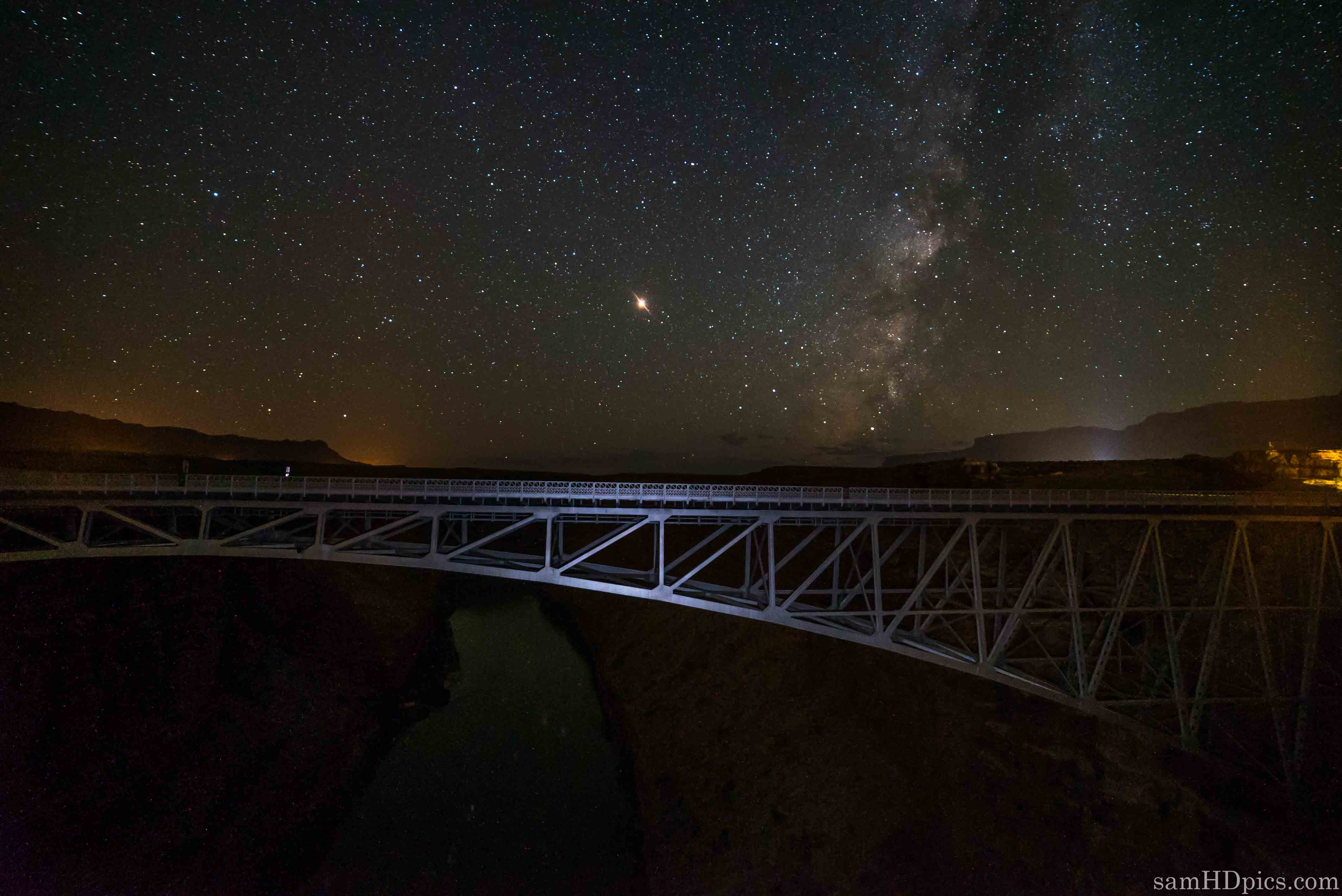 navajo bridge