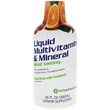 Liquid Multivitamin & Mineral