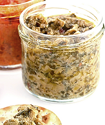 Artichoke Pesto Recipe from MorningStar Kitchen