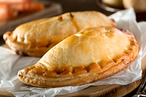 Farmhouse Pastie with Vermont Woods Seasoning from MorningStar Kitchen