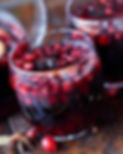 Mulled Cranberry Sangria Recipe by MorningStar Kitchen
