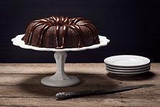 Chocolate Beet Bundt Cake Recipe from MorningStar Kitchen