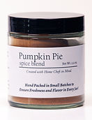 Pumpkin Pie Spice from MorningStar Kitchen