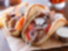 Grilled Pork Gyro Recipe by MorningStar Kitchen