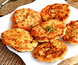 Pacific Style Salmon Cakes Recipe by MorningStar Kitchen