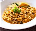 Pumpkin Kale Risotto Recipe by MorningStar Kitchen