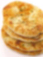 Naan Bread with Shepherds Kitchen Seasoning from MorningStar Kitchen