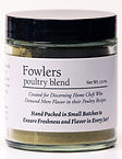 Fowlers Poultry Seasoning from MorningStar Kitchen