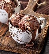 French Silk Ice Cream Recipe from MorningStar Kitchen