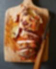 Pork Tenderloin with Creamy Fig Sauce Recipe by MorningStar Kitchen