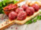 Mediterranean Meatball Recipe by MorningStar Kitchen