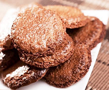 Sweet Shoppe Chocolate Cookie Recipe by MorningStar Kitchen