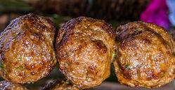 Spice Masters Ras El Hanout Lamb Meatball Recipe by MorningStar Kitchen
