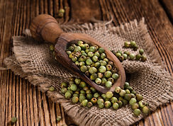 Green Peppercorns from MorningStar Kitchen