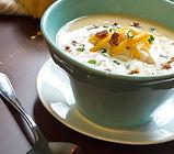 Smoky Potato Chowder Recipe by MorningStar Kitchen