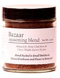 Bazaar Za'atar Seasoning from MorningStar Kitchen