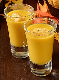 Butternut Squash Shooters Recipe by Morn