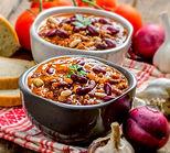 Farmhouse Pumpkin Chili Recipe by MorningStar Kitchen