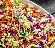 Asian Cole Slaw Recipe by MorningStar Kitchen