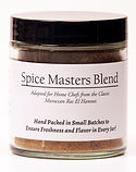 Spice Masters Ras El Hanout from MorningStar Kitchen